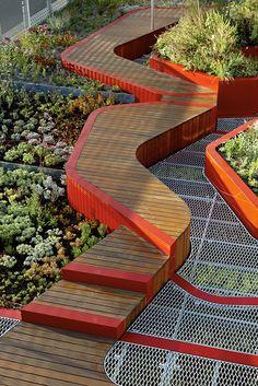 Burnley Living Roofs | Melbourne | Australia | Landscape 2014 | WAN Awards