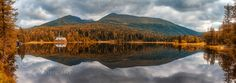 Prebersee Panorama by _Mani Autumn Tumblr, Landscape Photography, Travel Photography, Autumn Aesthetic, Photos Of The Week, Reflection, Tourism, Landscapes, Traveling