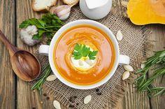 A sopa detox é uma maneira saborosa, simples e nutritiva para quem quer um organismo saudável!