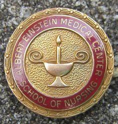 Albert Einstein School Of Nursing Pin Philadelphia, PA