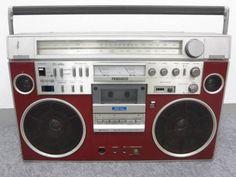 Image result for teak wood case cassette decks