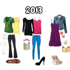 Picture Day Outfit Ideas | Class of 2013 Senior Girl