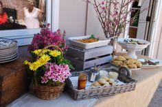 spring/summer '14 cooking class buffet