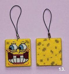 SpongeBob - breloczek (13)