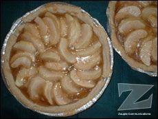 Tarte aux pommes et sirop d'érable | .recettes.qc.ca