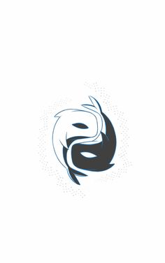 whale orca yin yang - Google Search