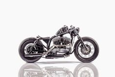 Harley Davidson Sportster 1998 By Young Guns Speed Shop