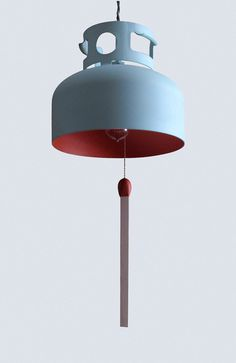 The Gas Lamp (which isn't a gas lamp at all!) is a straightforward approach to the pendant that uses the iconic design of the propane gas tank as a shade. It's a vivid reminder of the evolution of lighting that will compliment industrial and outdoor spaces alike.Designer: La Firme | #Lamps #Lighting |