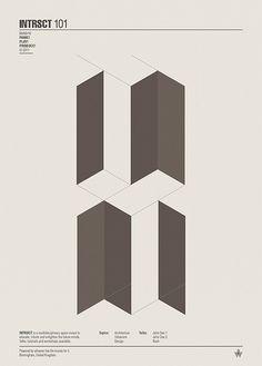 INTRSCT Poster | Flickr - Photo Sharing!