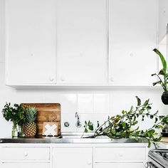 October   My kitchen styled by @megan_morton photo by @brookeholm for @insideoutmag by thirteenredshoesblog
