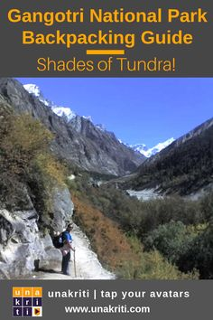 What is the landscape like in Gangotri National Park? World Travel Guide, Travel Guides, Travel Tips, Travel Plan, Travel Advice, Travel Around The World, Around The Worlds, Places To Travel, Travel Destinations