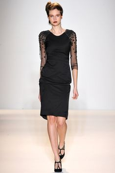 Lela Rose Fall 2012 Ready-to-Wear Fashion Show