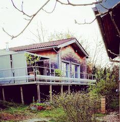 Journée grise parfois dans notre campagne tarnaise Cabin, House Styles, Home Decor, Rural Area, Home, Decoration Home, Room Decor, Cabins, Cottage