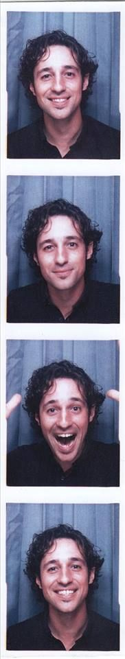 Thomas Ian Nicholas from American Pie in one of our booths!