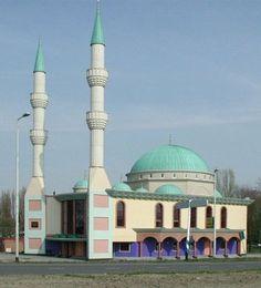 Mevlana Mosque, Rotterdam