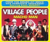 Macho Man [CD]