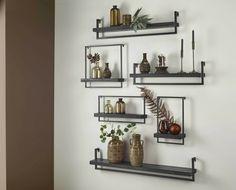 Wandplank Pardal 120cm Power Trip, Inspiration Wall, Living Room Interior, Floating Shelves, My House, Backdrops, New Homes, Loft, Furniture