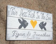 We Know You Would Be Here Wedding Sign Pallet by RusticlyInspired