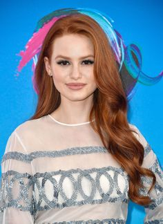 Riverdale Star Madelaine Petsch wants to use Biore Pore Strips on Co-Star Cole Sprouse, . - Riverdale Star Madelaine Petsch wants to use Biore Pore Strips on Co-Star Cole Sprouse, - Madelaine Petsch, Best Ombre Hair, Ombre Hair Color, Trending Hairstyles, Cool Hairstyles, Strawberry Blonde Bob, U Cut Hairstyle, Cheryl Blossom Riverdale, Redheads
