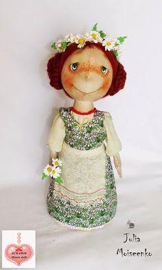 Mimin Dolls: Molde e tutorial doll Julia Moiseenko
