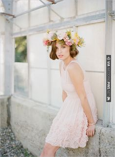 pink engagement dress   CHECK OUT MORE IDEAS AT WEDDINGPINS.NET   #weddings #engagements #inspirational