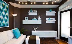Wohnzimmer In Türkis Einrichten U2013 26 Wohnideen Und Farbkombinationen