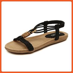 Lemontree Womens Summer Bohemia Flat Sandals 273 - Sandals for women (*Amazon Partner-Link)