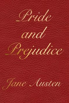 Pride and Prejudice by Jane Austen #janeausten