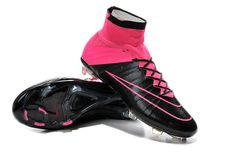 2015 Nike Mercurial Superfly FG Pink Black