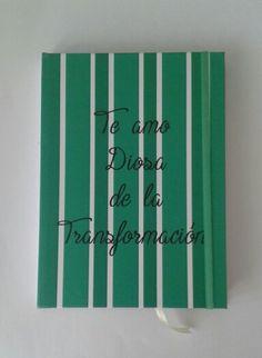 Cuaderno a pedido. #encuadernacion #cuadernosojosdesol