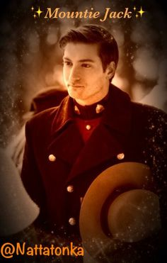 "Daniel looks extremely handsome here...more so than ever...just love ""Mountie Jack"" ❤️ #WhenCallstheHeart #Hearties pic.twitter.com/p8tVjIx9yk"