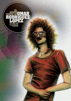 GigPosters.com - Omar Rodriguez Lopez Group