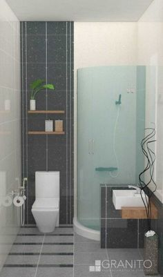 1000 images about bathroom on pinterest batu small for Design apartment kecil