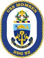 USS Momsen (DDG-92) - Wikipedia, the free encyclopedia