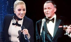 Carrie Underwood and Lady Gaga attend Sinatra 100 concert
