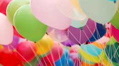 ♥BAL♥ 101 STRING OF BALLOONS
