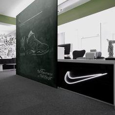 Nike London. #work #blueprint #nike #jordan #retro #art