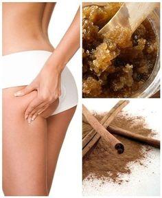 Μια μαγική συνταγή για super αποτελέσματα Healthy Beauty, Healthy Skin, Healthy Life, Healthy Living, Beauty Secrets, Diy Beauty, Beauty Hacks, Cellulite Scrub, Lose Lower Belly Fat