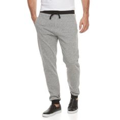Men's Hollywood Jeans French Terry Jogger Pants