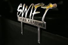 swift plaque......