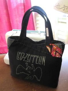 Led Zeppelin tote!