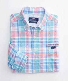 Gidley Plaid Harbor Shirt