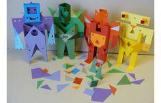 Robots | Philippe UG