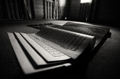 Do not scatter it [the Qur'an] like inferior dates and do not chant it quickly as with poetry. Stop at its wonders, move the hearts with it, and let not your concern be the end of the surah. —'Abdullah ibn Mas'ūd [d. 32H]    Photography | Adamerah