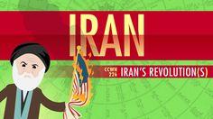 Iran's Revolutions: World History 226