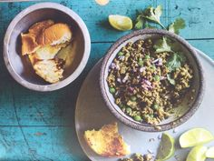 Dishoom, Hummus, Acai Bowl, Spices, Indian, Breakfast, Ethnic Recipes, Food, Acai Berry Bowl