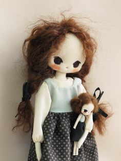 Doll: If you want your child and yourself never to sleep again...That thing needs to be burned!!!!
