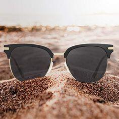 lunette de soleil ronde pour femme