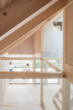 Casa en Shinkawa,© Yuta Oseto