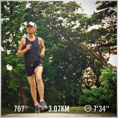 September! Barry is running... #barryisrunning #run #runsg #nikeplus #running #runhappy #runnerscommunity #runnerinspiration #runforabettertomorrow #AmigosRunning #correr #Corrida #instarun #instarunner #iphonerunner #iphoneonly #marathontraining #wearetherunners #coolrun #worlderunners